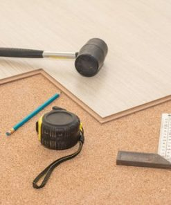 12mm cork underlayment acoustic soundproof