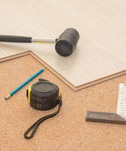 12mm cork underlayment acoustic soundproof