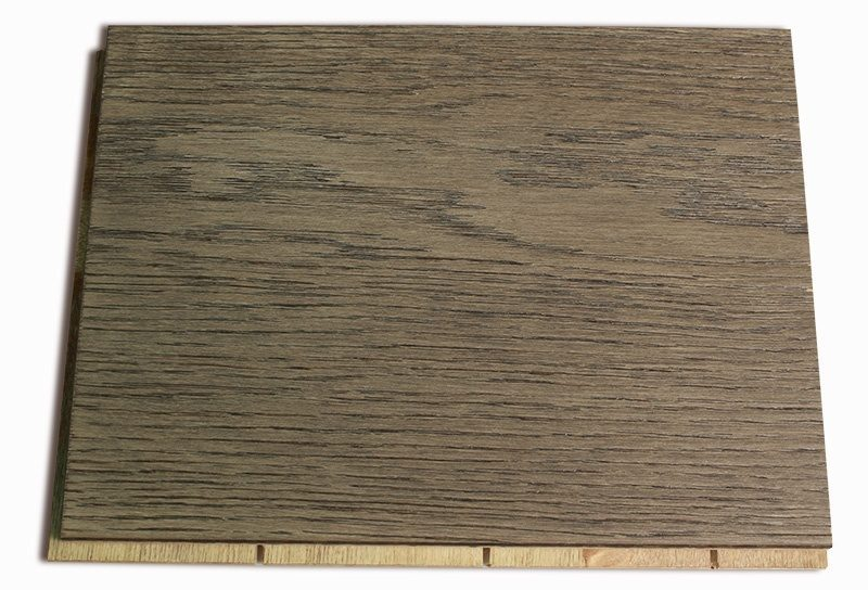 Iqaluit engineered hardwood flooring sample