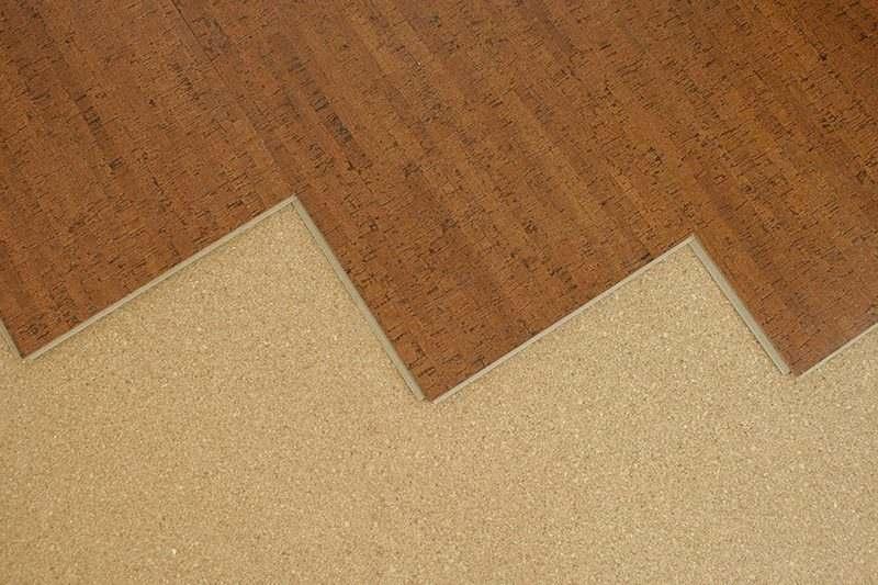Cork underlayment for wood floors floor matttroy for 6mm wood floor underlay