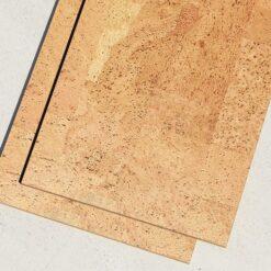 acoustic tiles leather cork flooring
