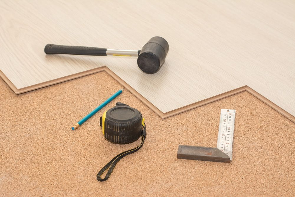 acoustic underlay 12mm cork underlayment