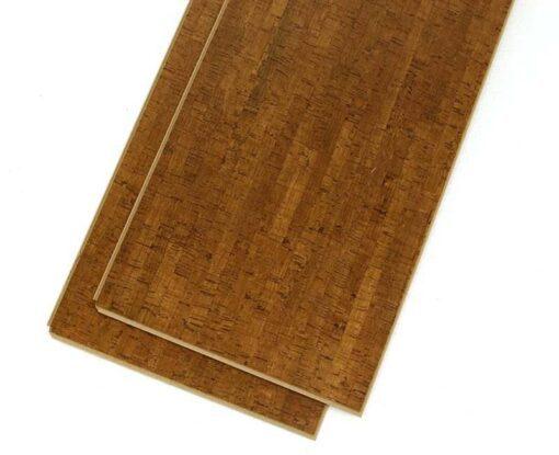 autumn birch cork floor color