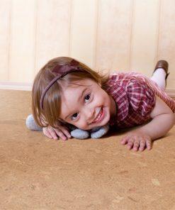 autumn leaves cork flooring floating safe kids green warm