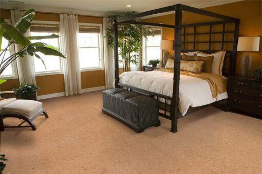 autumn leaves cork floors designer bedroom modern furniture decor