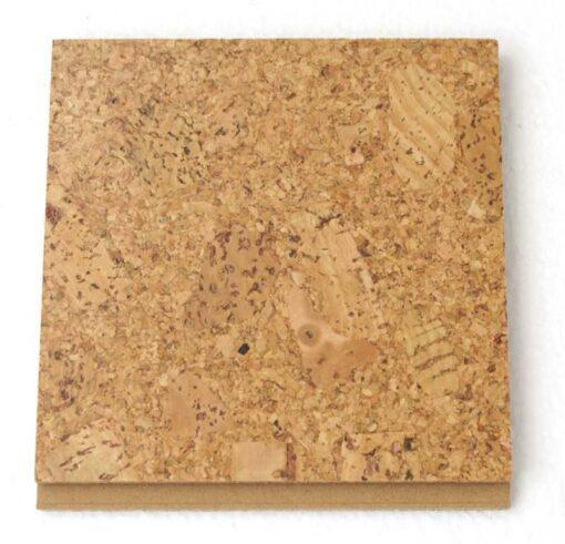 Autumn Leaves Cork Flooring Sample