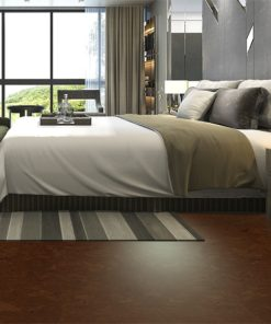 autumn ripple cork flooring forna luxury modern bedroom suite in hotel