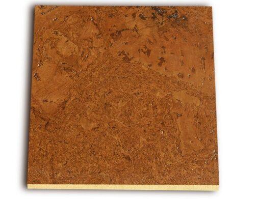 autumn ripple floating cork flooring sample