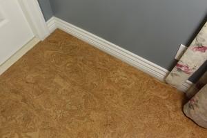 acoustic underlay 12mm cork underlayment floating floor