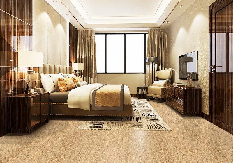 berber cork floor beautiful luxury bedroom suite in hotel nature cushion