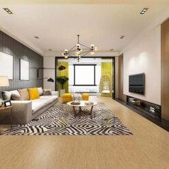 berber cork floor design modern dining room and living room interior design luxury architecture