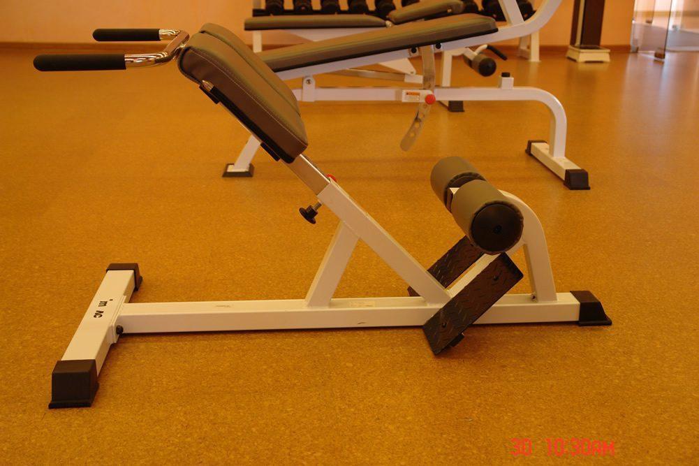 best home gym cork flooring