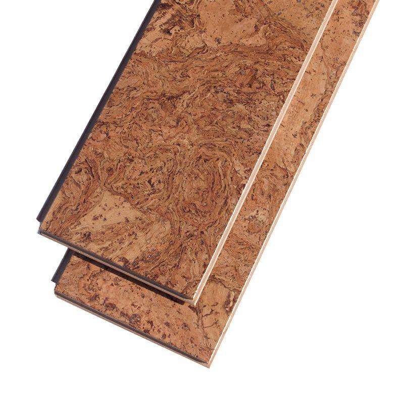 Cork flooring planks floor matttroy for Cork flooring wood grain look