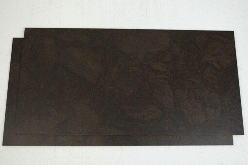 black cork flooring ripple