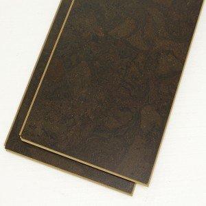 black marble shadow black uniclic cork flooring