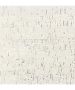 Bleached Birch Cork Tile Sample