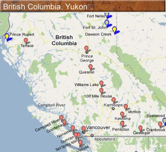british columbia bc cork flooring terminal address