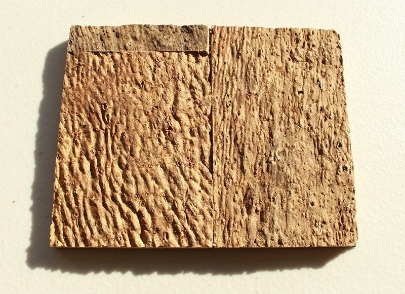 brown Birck cork wall panels peel and stick