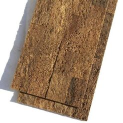 brown bricks cork wall panels tiles natural soundproofing wall insulation