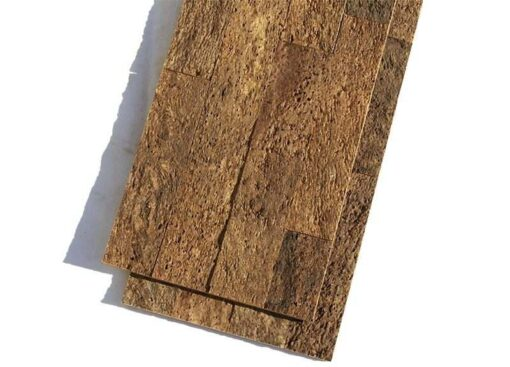 brown bricks cork wall panels tiles natural soundproofing wall insulation