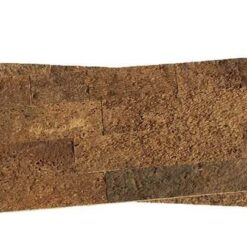 brown bricks cork wall panels tiles soundproofing existing wall