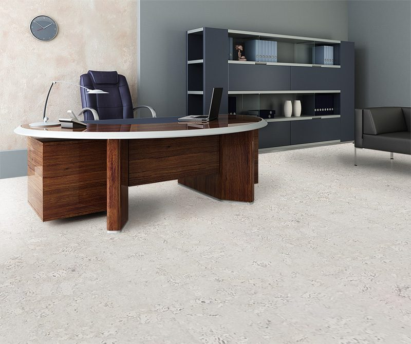 ceramic marble cork tiles for acoustic insulation in office