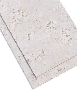 ceramic marble forna glue down cork tiles elegante white color