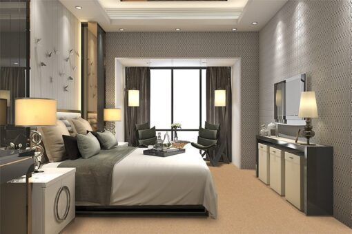comfort forna cork floor luxury modern bedroom suite modern hotel
