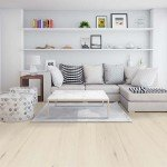contemporary floor oak creme cork livingroom modern