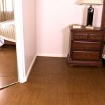 cork floor brown birch bedroom floating
