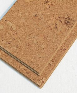 cork floor planks salami 12mm forna