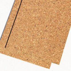 cork floor tiles golden