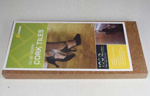 cork floor tiles package