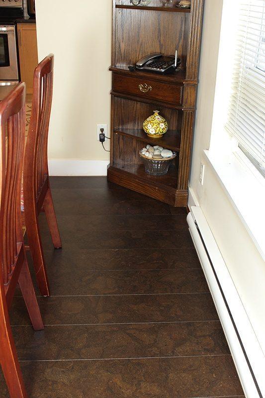 Cork Flooring Gemwood Beveled Box Of Plank