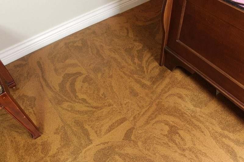 cork flooring planks caramel swirl basement cancork floor rh cancork com Cork Flooring for Basements Wine Cork Flooring