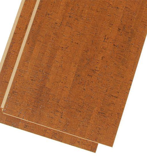 cork floor brown birch click