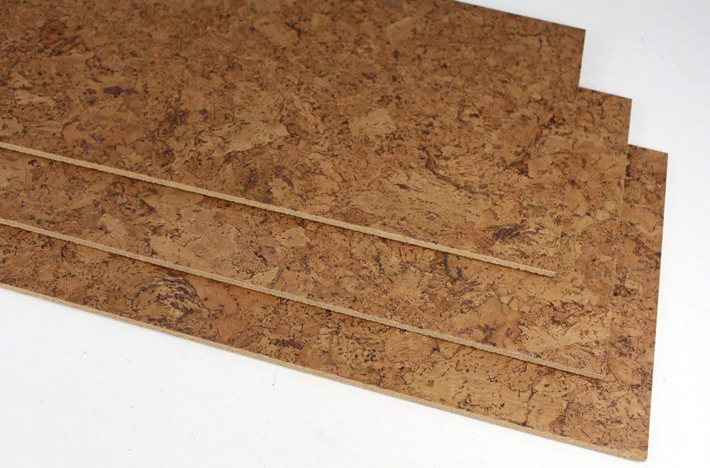 cork tile flooring foliage 3