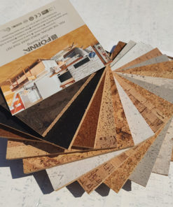 cork tile sample set swing