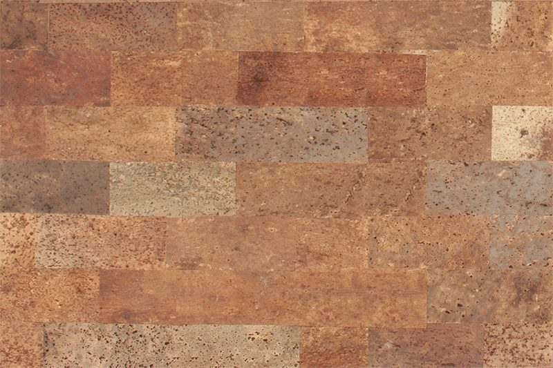 cork wall panels 7mm natural bark hand made