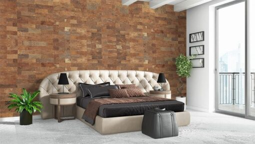 cork wall panels bedroom insulation solution forna