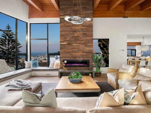 cork wall panels forna wall tiles living room interior