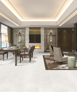 creme royal marble white cork floor big living room