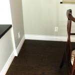 dark cork flooring salami erc dinning room