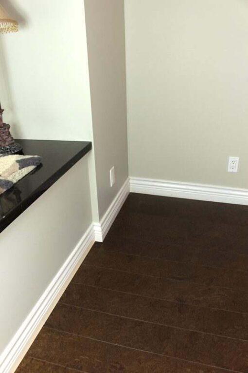 dark cork flooring salami erc piano room
