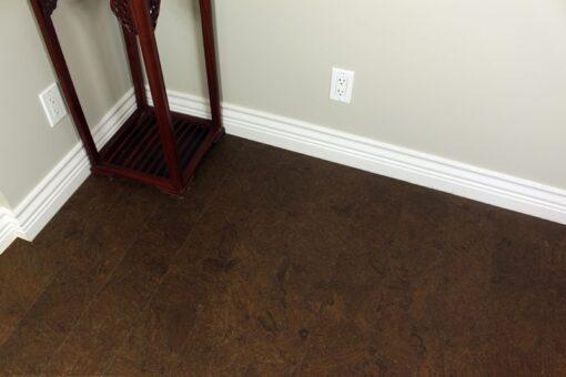 dark cork flooring salami erc piano room sound