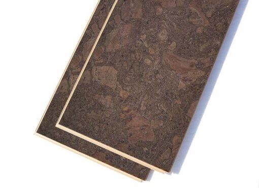 dark cork flooring walnut burlwood 12mm
