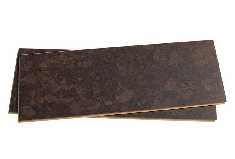 dark cork flooring walnut burlwood forna planks