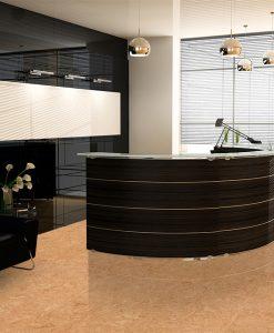 desert arabel forna cork floor reception modern office flooring