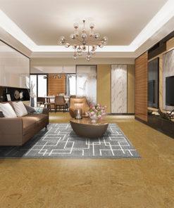 desert arable cork floor living room hypoallergenic flooring for asthma sufferers