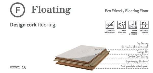 design cork flooring